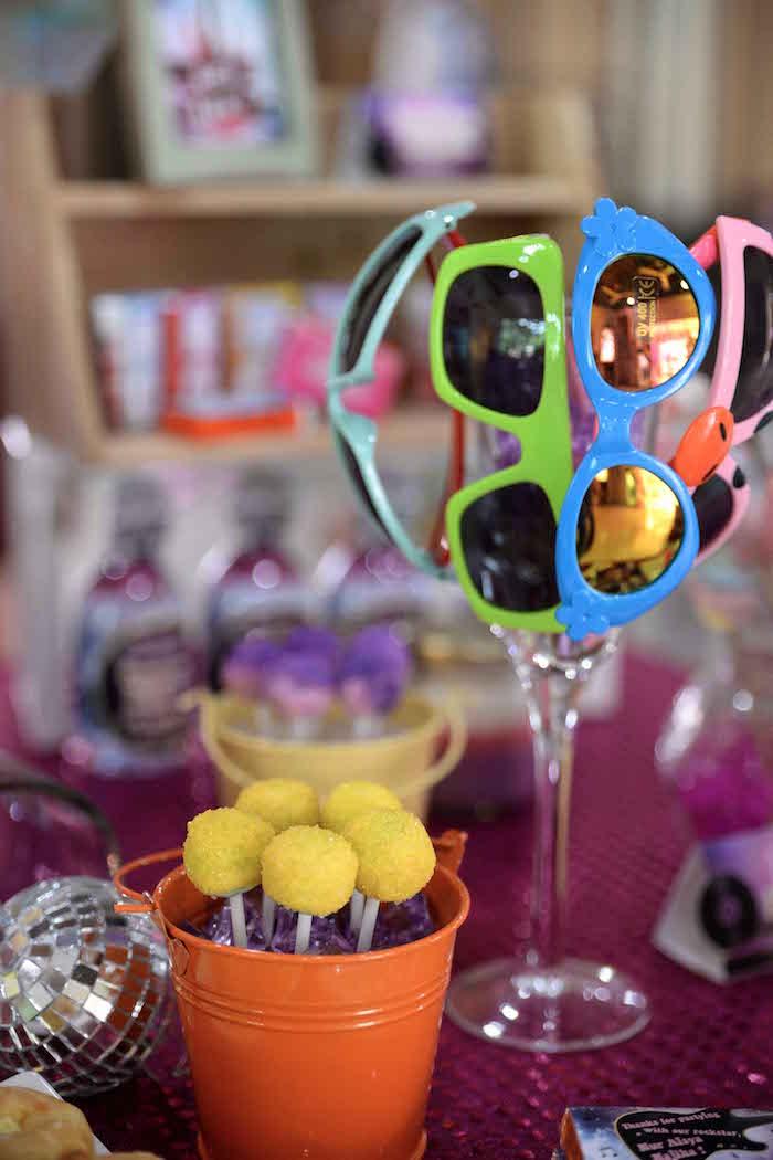 Ideas para fiesta de cumplea os rock star 8 decoracion - Ideas para fiestas de cumpleanos ...