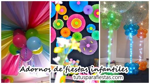 Adornos Para Fiestas Archivos Decoracion De Fiestas Cumpleanos - Adornos-para-cumple