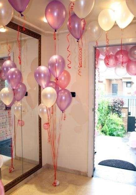 Como organizar un cumpleanos en casa 11 decoracion de - Menu para fiesta de cumpleanos en casa ...