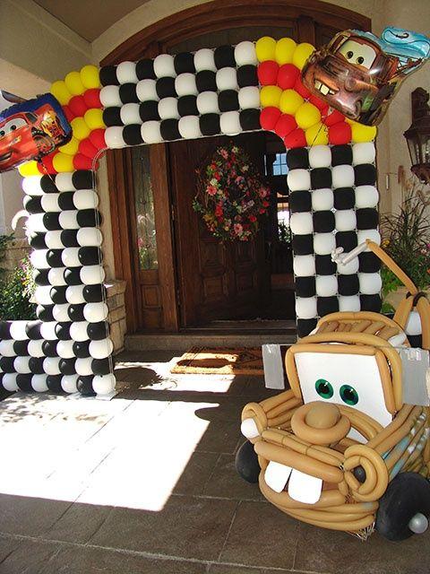 Como organizar un cumpleanos en casa 19 decoracion de - Cumpleanos en casa ...