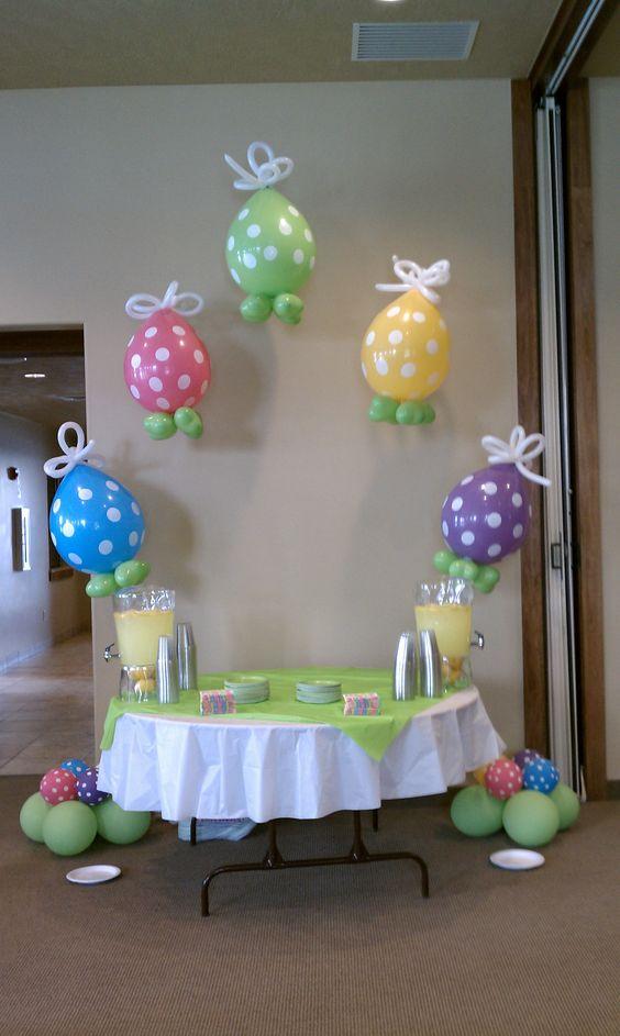 Como organizar un cumpleanos en casa 31 decoracion de - Menu para fiesta de cumpleanos en casa ...