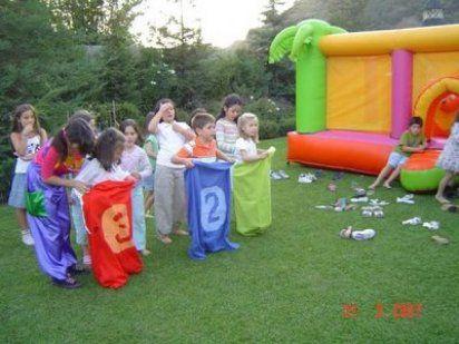 Juegos Cumpleanos Infantiles 20 Decoracion De Fiestas Cumpleanos