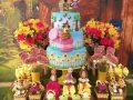 Ideas Decoración de fiesta de Masha y el Oso