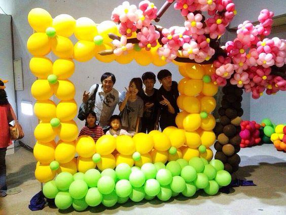 Como decorar una fiesta infantil 7 decoracion de - Como decorar una fiesta de cumpleanos infantil ...