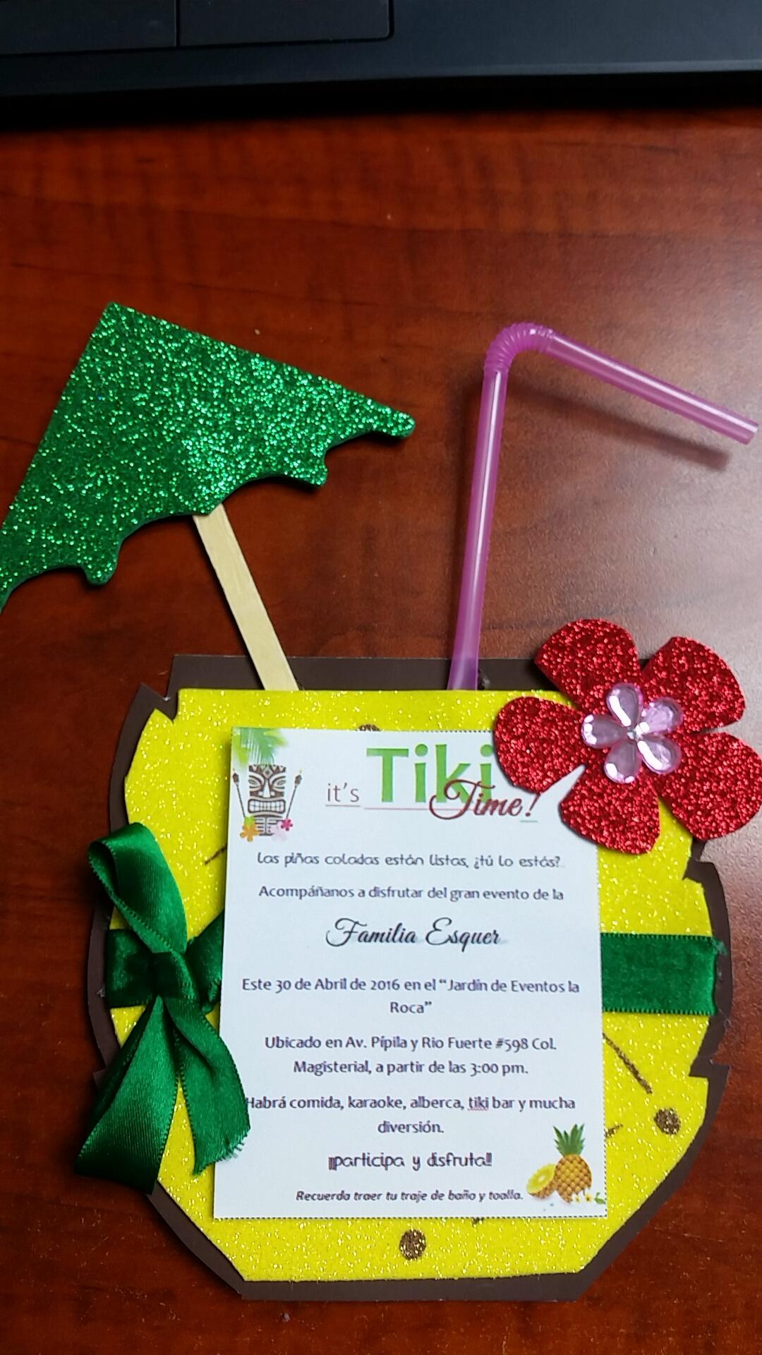Invitaciones De Moana Para Fiestas Infantiles 6