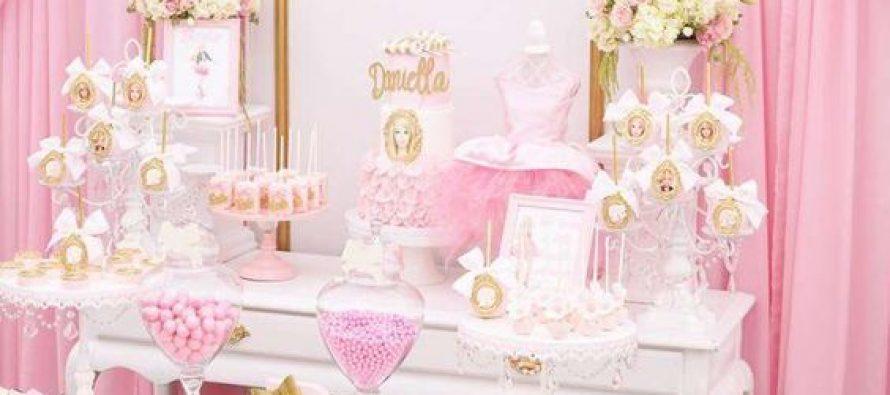 Decoraci n de barbie para fiesta tematica cumplea os - Adornos fiesta de cumpleanos ...
