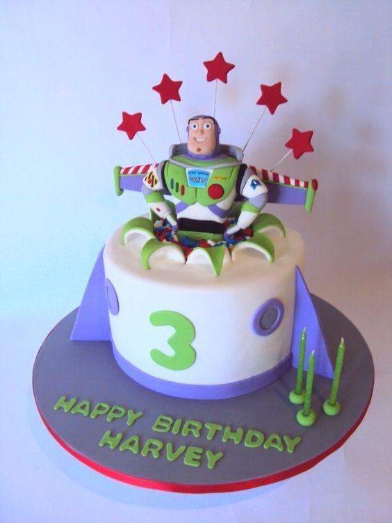 Decoracion De Buzz Lightyear Para Fiesta De Cumpleaños 1