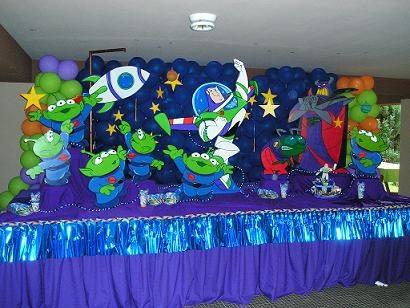 ideas para la decoracion de la fiesta