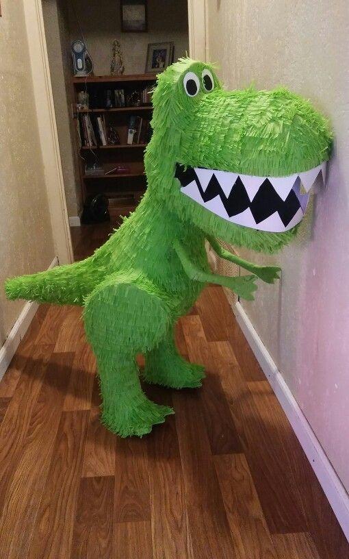 Decoraci n de dinosaurios para cumplea os - Como preparar un cumpleanos infantil en casa ...