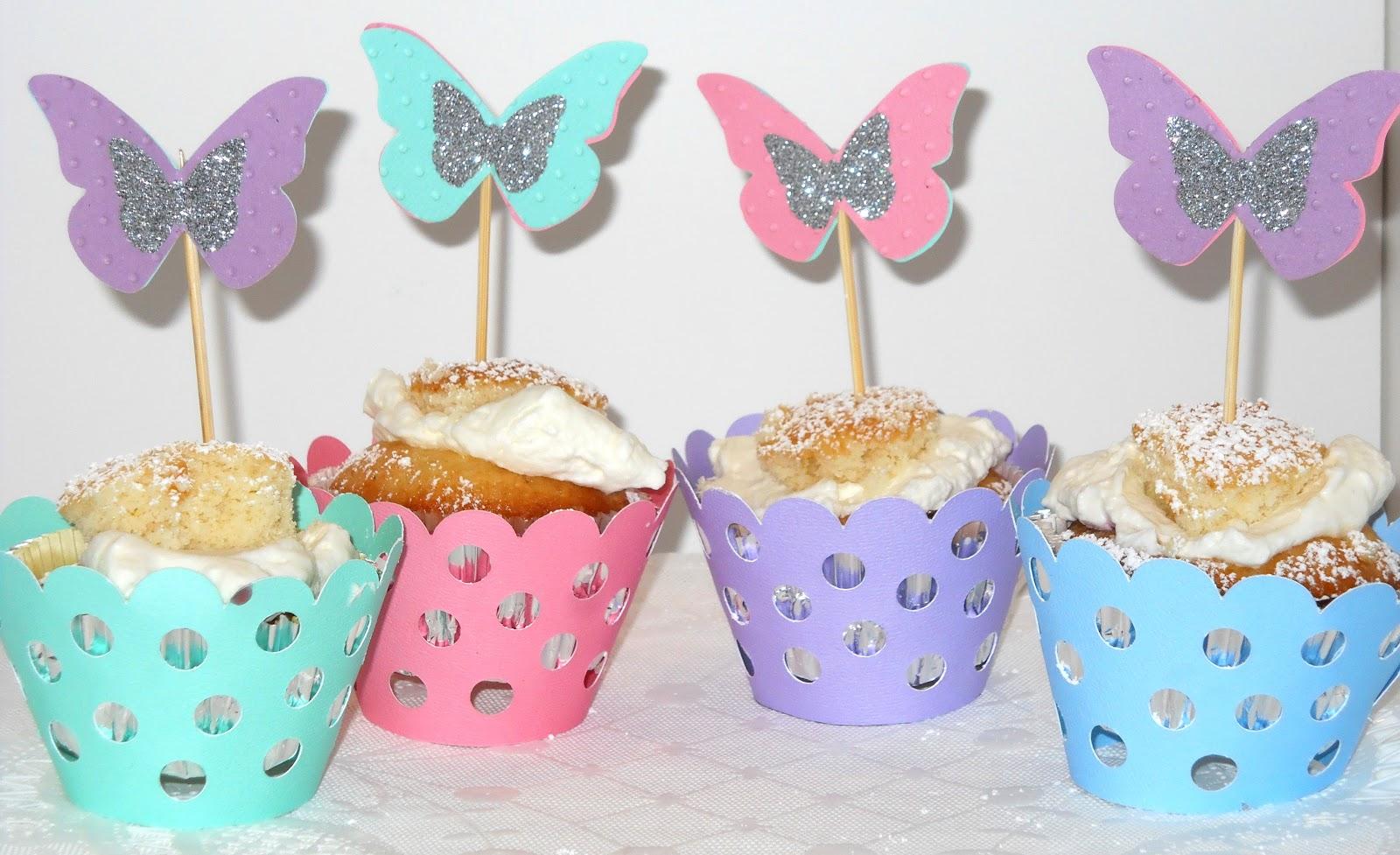 Decoracion para un cumplea os de mariposas 24 - Decorar para un cumpleanos ...