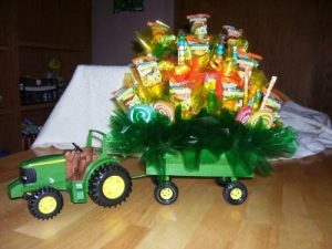 Fiesta de tractores
