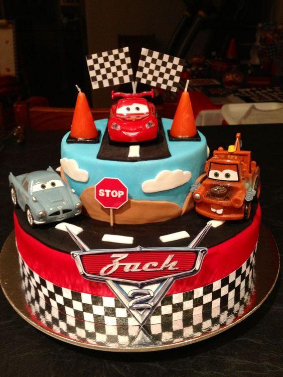 Fiesta infantil de Cars 3