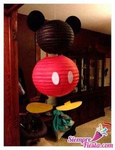 Fiesta infantil de Mickey Mouse
