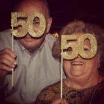 Fiesta para festejar los 50 años