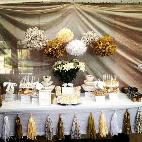 Fiesta para festejar los 50 a os 36 decoracion de - Decoracion para 50 cumpleanos ...