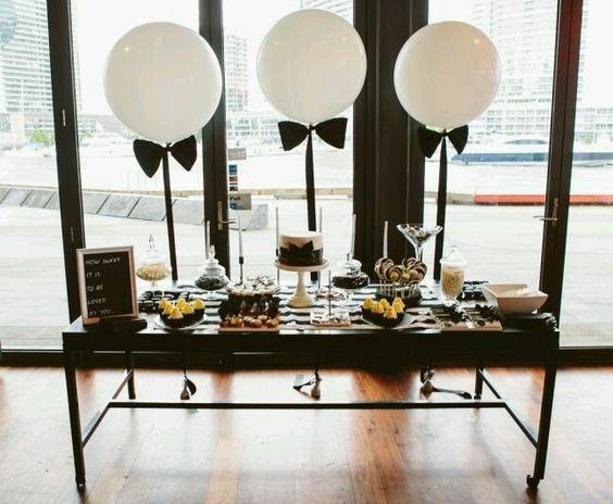 Fiesta para festejar los 50 a os 40 decoracion de - Ideas para celebrar 50 cumpleanos ...