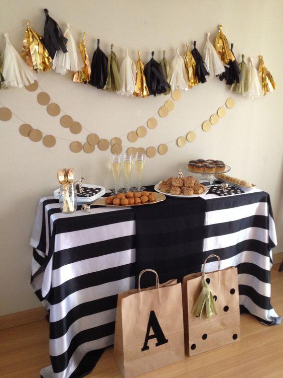 Fiesta para festejar los 50 a os 47 decoracion de - Ideas para celebrar 50 cumpleanos ...