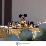 Fiesta Temática de Mikey Mouse para la celebración del Bautismo de tu Hijo
