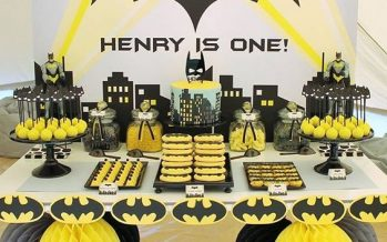 Fiesta Temática de Batman, el Caballero de la Noche ¡¡Poder y Misticismo en todo su esplendor!!