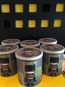 Dulceros para fiesta de Batman