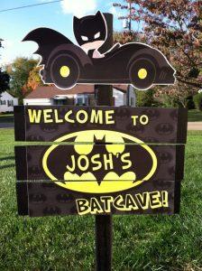 Fiesta Temática de Batman, el Caballero de la Noche;¡ Poder y Misticismo en todo su esplendor!!
