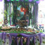 decoracion de valiente para cumpleaños