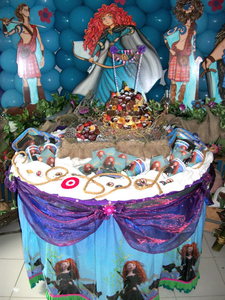 Decoracion de valiente para cumpleanos 18 decoracion - Decoracion fiesta 18 cumpleanos ...