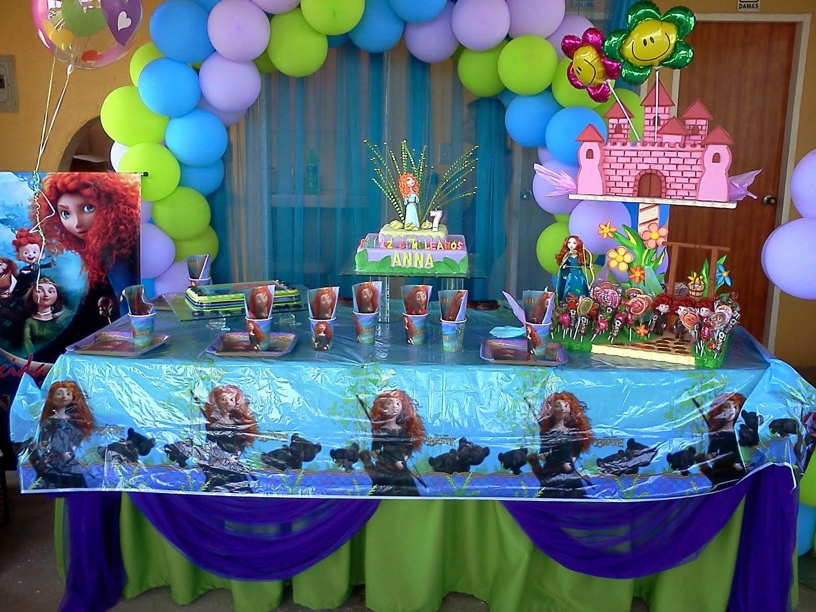 Decoracion de valiente para cumpleanos 29 decoracion - Decoracion fiesta cumpleanos ...