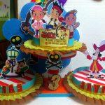 decoracion para fiesta de jake y los piratas de nunca jamas