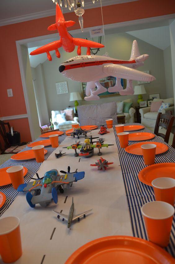 Fiesta de aviones