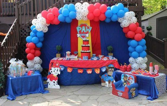 Fiesta para ninos de 3 anos 13 decoracion de fiestas for Decoracion en pared para ninos
