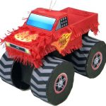 Ideas para fiesta de Blaze and the monster machines