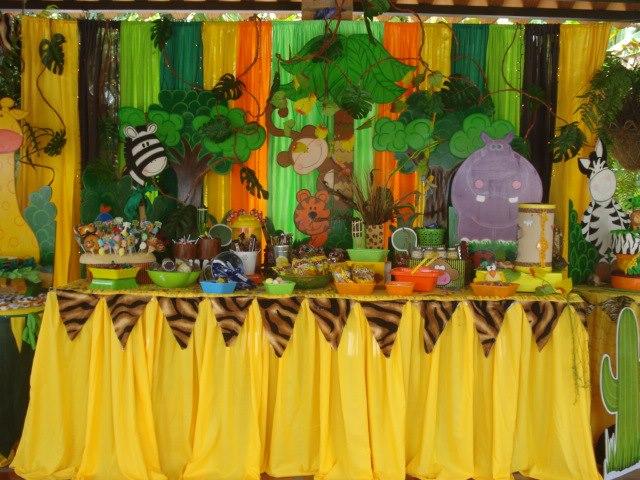 Resultado de imagen para fiesta de la selva