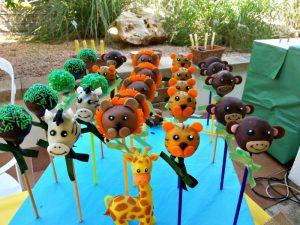 Ideas para fiesta de la selva