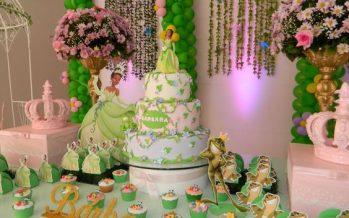 Ideas para fiesta de Tiana la princesa y el sapo