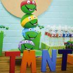 Ideas para fiestas infantiles de las tortugas ninja
