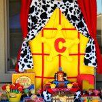 Ideas para un cumpleaños de Woody