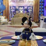 Imágenes de Bautizo con tema de Mickey Mouse