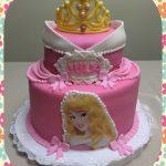 Princesa Aurora para cumpleaños