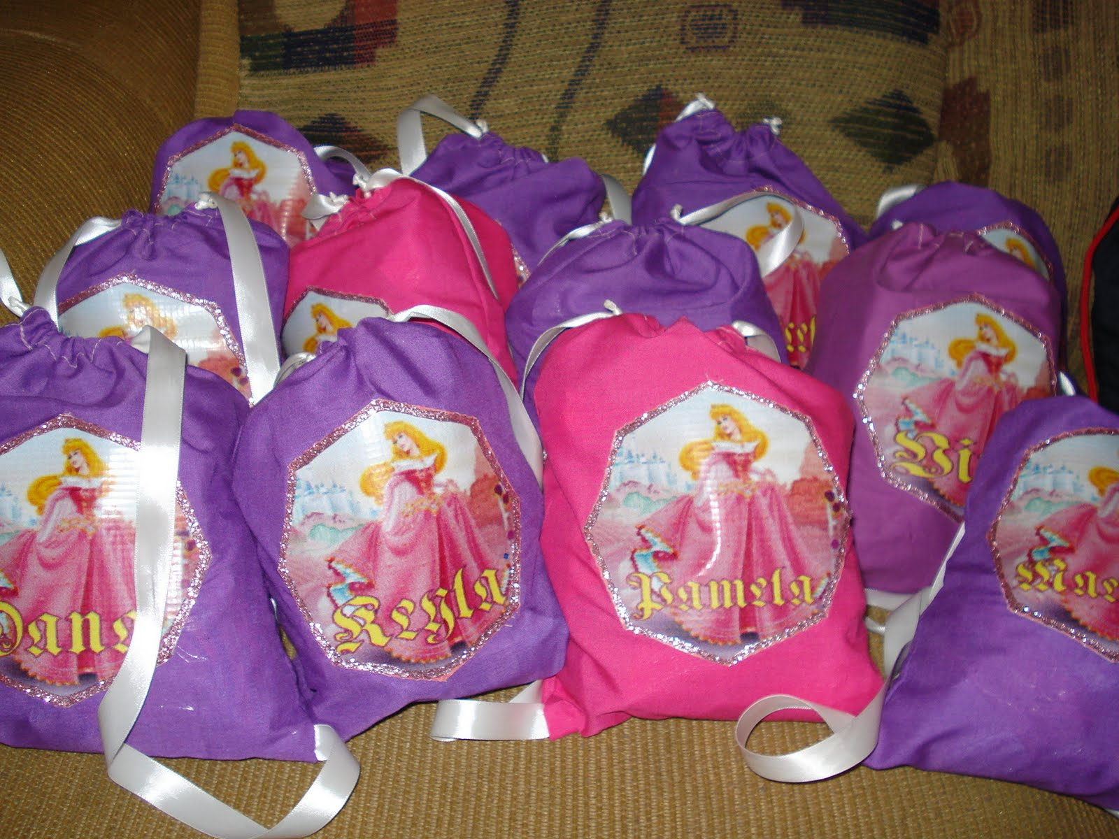 Princesa aurora para cumpleanos 28 decoracion de - Decoracion cumpleanos princesas ...
