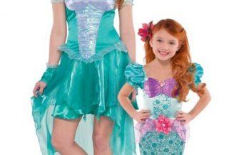Vestidos de mamá e hija para fiestas