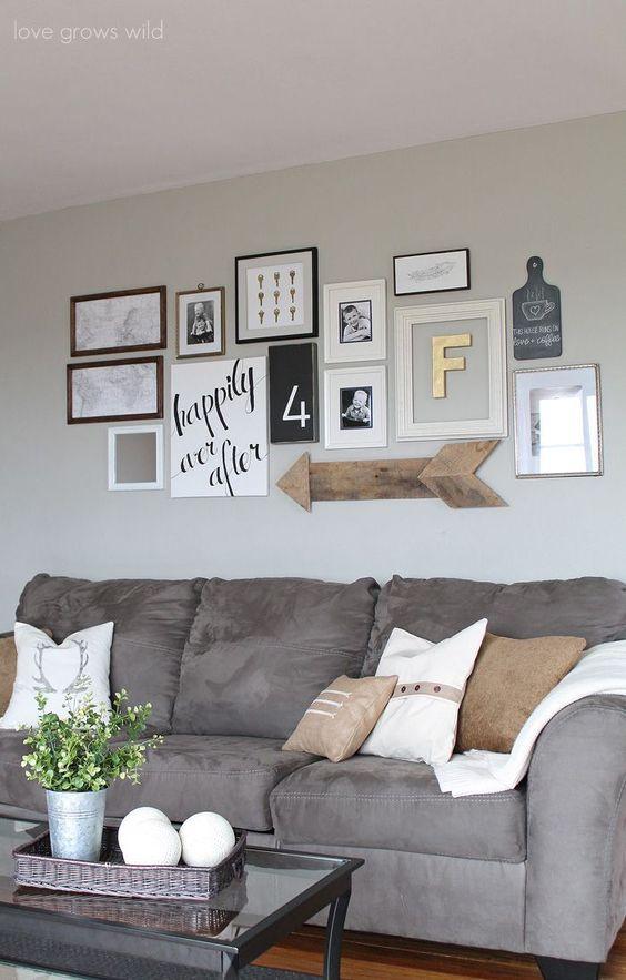 25 ideas para decorar con Letras