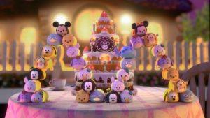 Fiesta infantil de Tsum Tsum