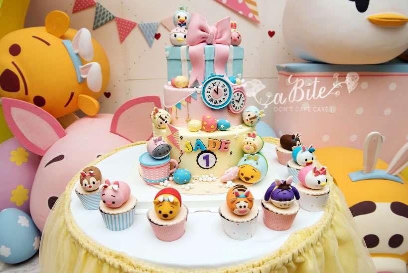 Tsum Tsum Ideas Para Fiestas: Fiesta Infantil De Tsum Tsum (11)