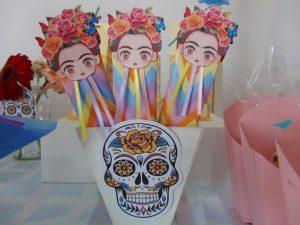 Fiesta Temática Frida Kahlo