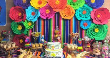 ¡Fiesta Temática Frida Kahlo!