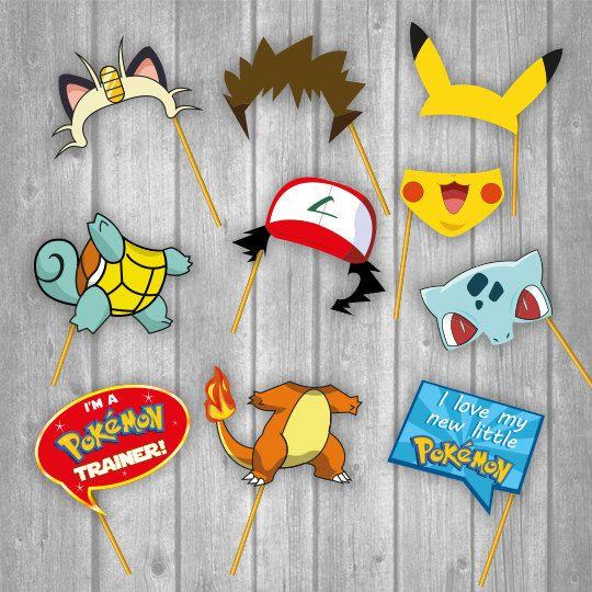 12 Ideas para la Fiesta de Pokemon Go