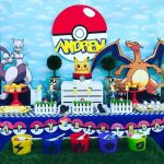 Ideas para una fiesta tematica de pokemon