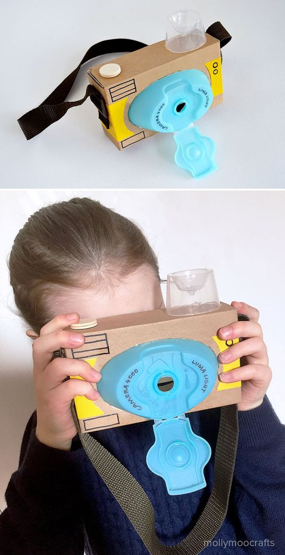 Hermosos Juguetes Con simples cajas de Cartón