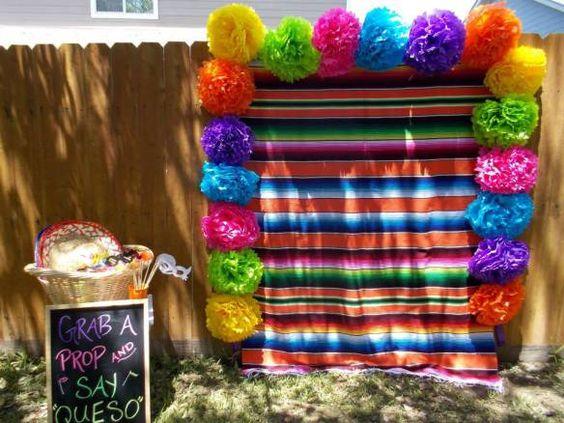 Como organizar una fiesta mexicana para adultos 30 Como organizar mi jardin